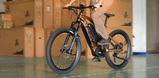 Frey Bike unveiled its first commuter-style e-bike