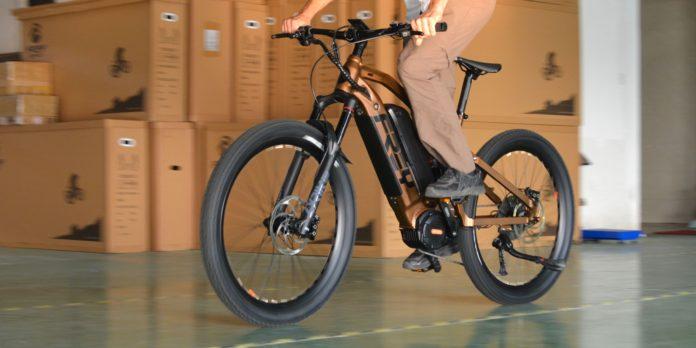 Frey Bike unveiled its first commuter-style e-bike