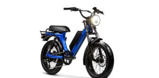 Juiced Scorpion electric moped