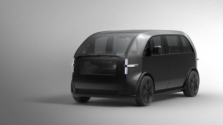 The Canoo electric car