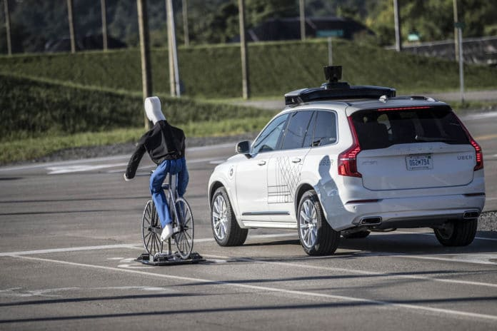 Uber to test its self-driving cars in Dallas