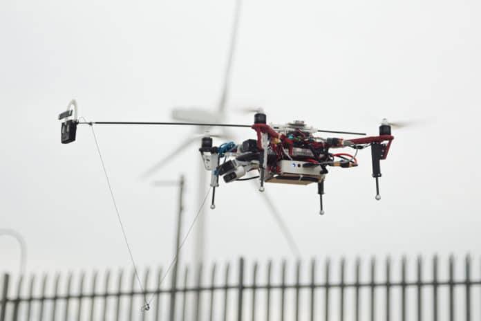Autonomous robot inspectors