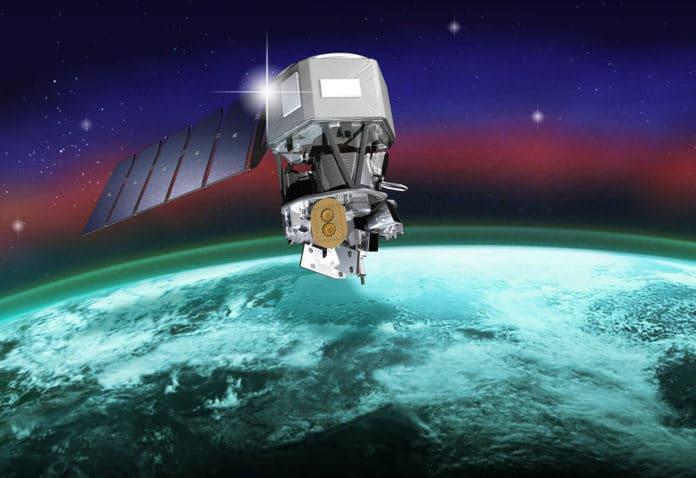 NASA's Ionospheric Connection Explorer (ICON) spacecraft