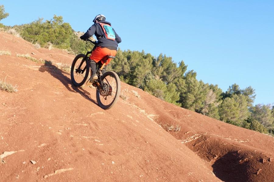 LMX 64H mountain bikes