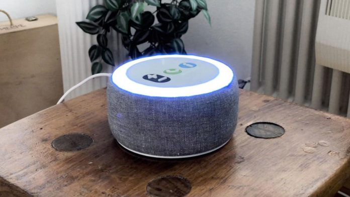 Ouay: A smart speaker connects patients directly to their loved ones