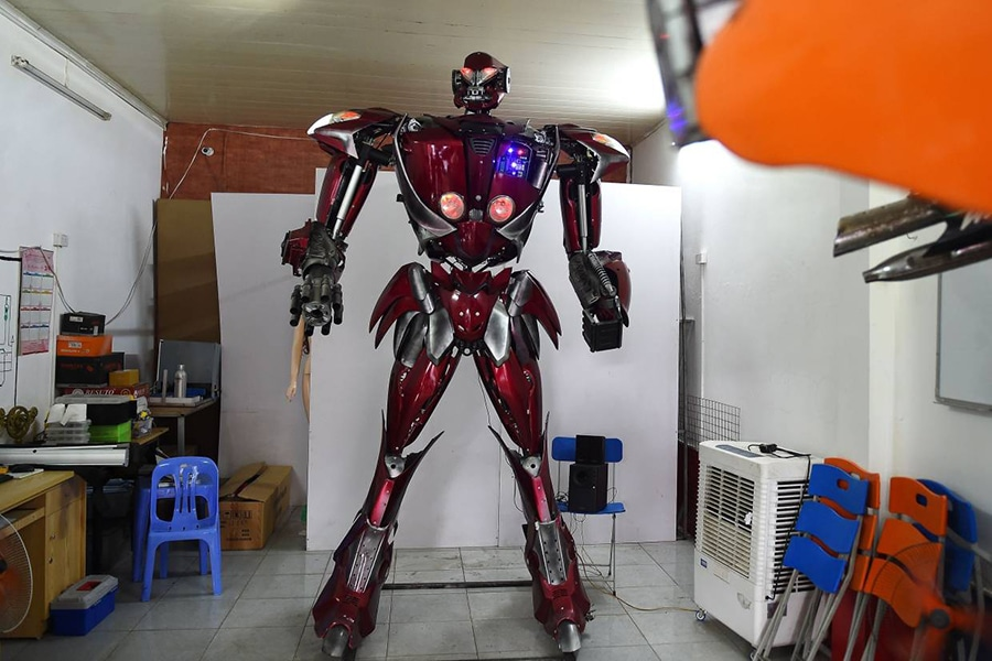 Robot One