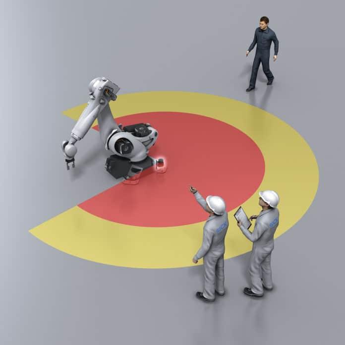 Safe Robotics Area Protection