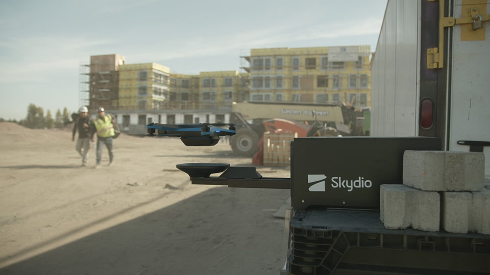 The Skydio 2 drone is suitable for disaster relief and industrial monitoring and management purposes.
