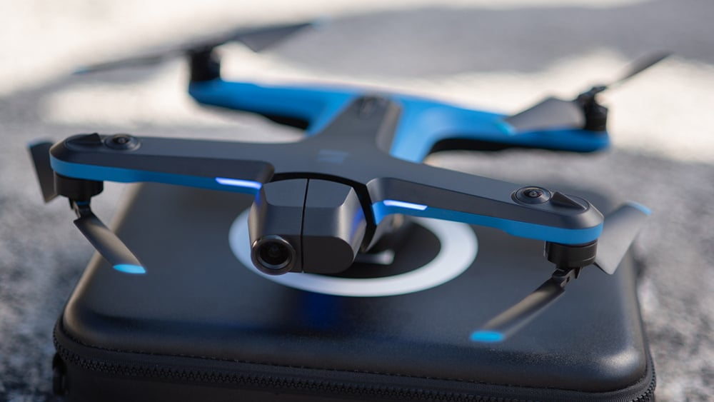 Skydio 2, an Artificial intelligence drone