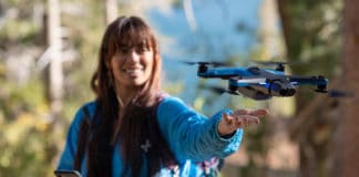 Skydio 2, an Artificial intelligence drone is really very smart