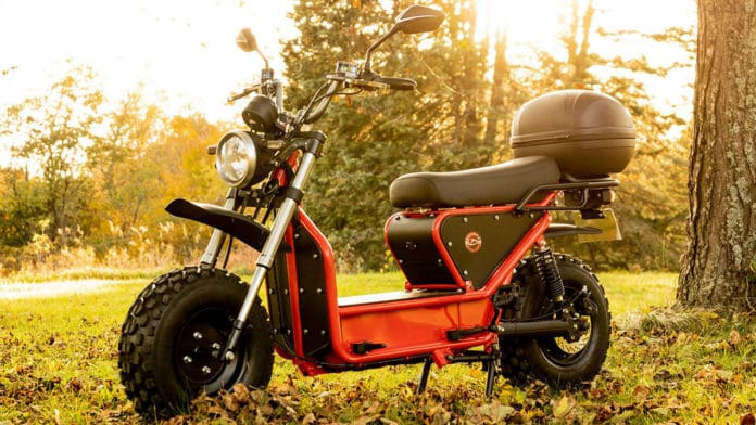 The Beast 2.0, the First On-Road and Off-Road Electric Scooter With a 20-Minute Fast-Charging LTO Battery.