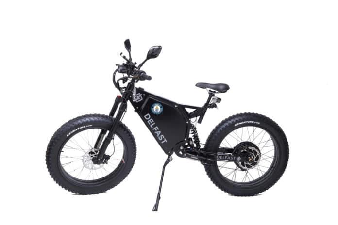Delfast Offroad electric bike. Credit: Delfast