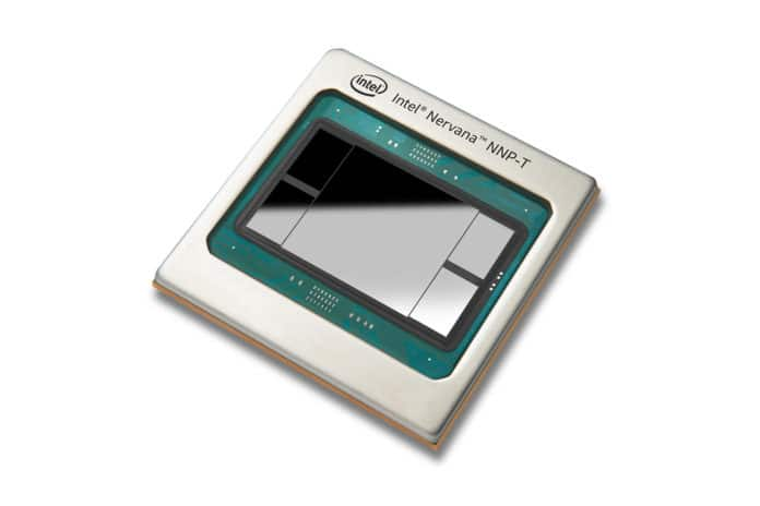 Intel NNP-T1000 for machine learning