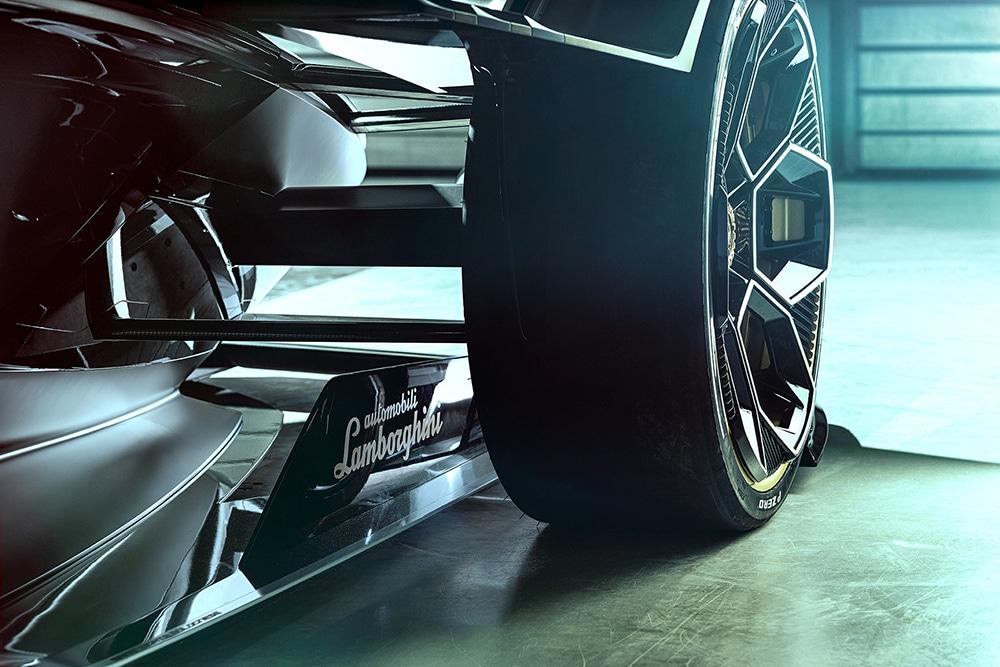 Lambo V12 Vision GT Wheels