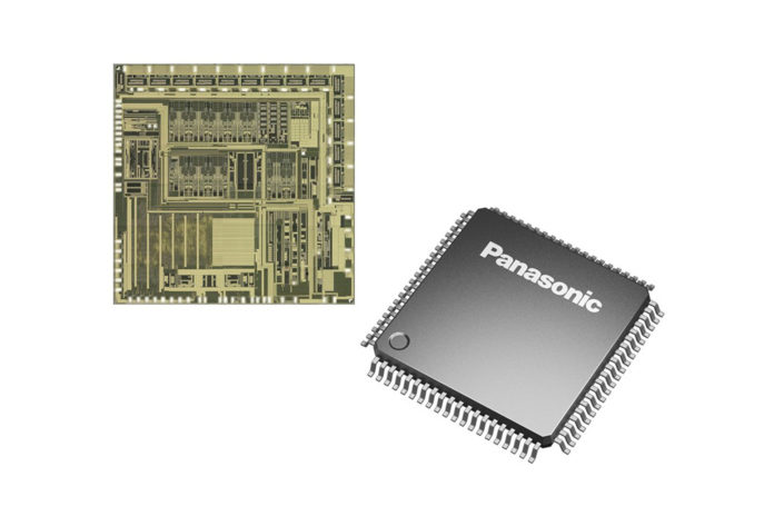 new battery monitoring IC (BMIC) test chip