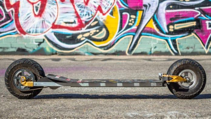 SpeedBoard electric-skate