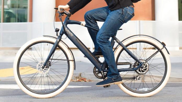 Spinciti Amsterdam - a stylish, fast, and affordable e-bike .