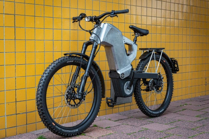 The Trefecta RDR is the most powerful eBike based on performance, range and design. Credit: Trefecta
