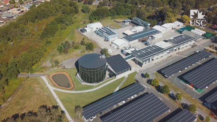USC water Battery