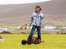YX ONE - the ultimate all terrain eBoard.