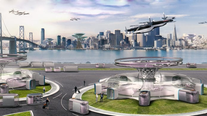 Hyundai to Showcase its 'Flying Car' Concept at CES 2020