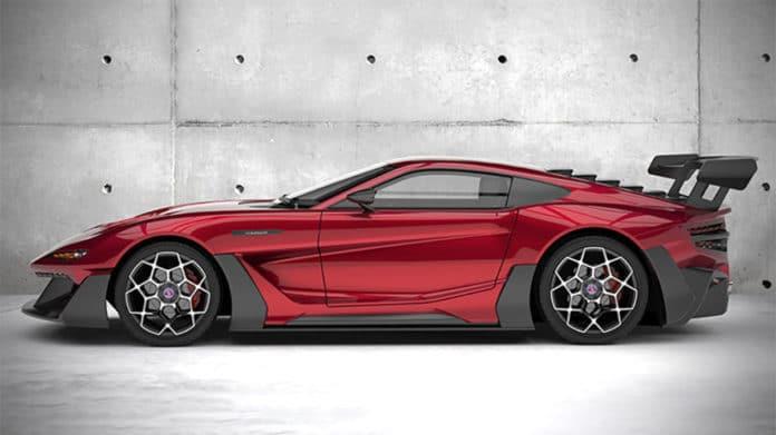 F9R Concept Supercar