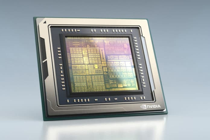 NVIDIA Orin system-on-a-chip.