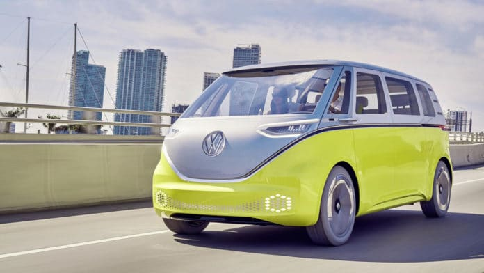 Volkswagen to launch autonomous electric shuttles in Qatar by 2022