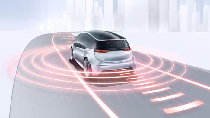 Bosch long-range lidar complements radar and camera.