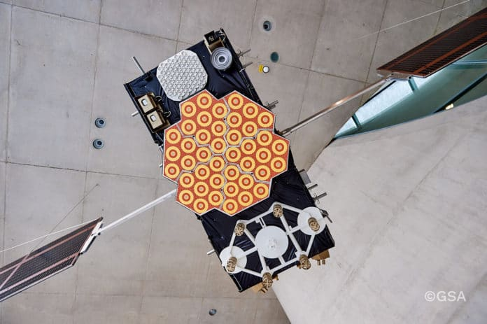 Galileo, the European civil satellite positioning and navigation system.