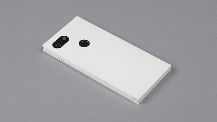 The second model turns it into a photo and video camera without a screen.