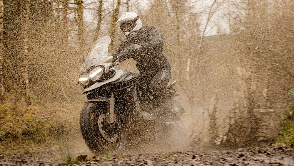 Triumph Tiger 1200 special edition designed for the most ambitious adventures.