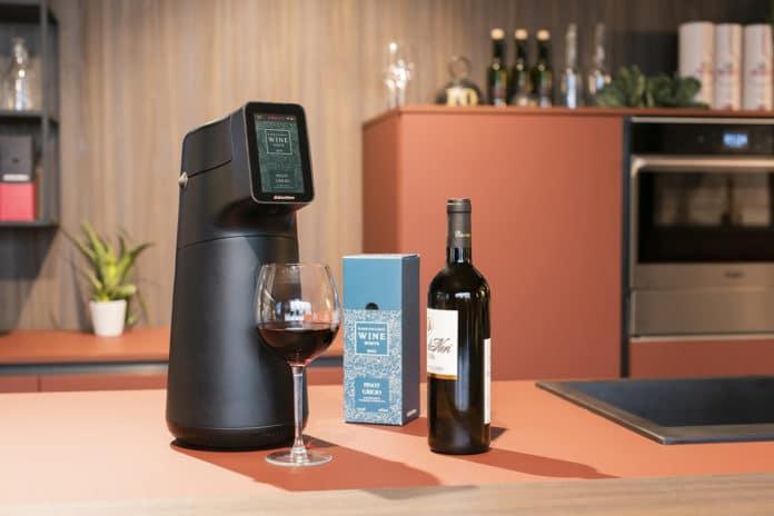 Albicchiere, Portable Wine Dispenser.