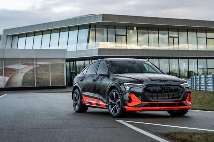 Audi e-tron S.