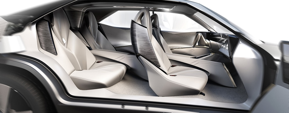 DS Automobiles has reinvented the interior to create a machine to travel in.