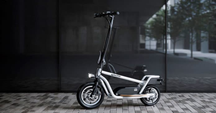 LON X-Scooter, an ultimate solution to your daily mobility needs.