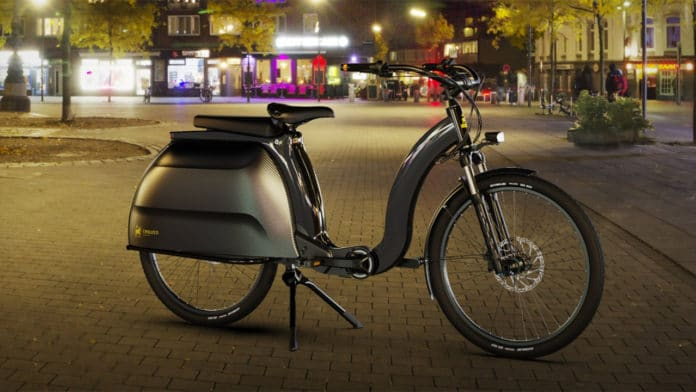 Civilized Cycles' first e-bike