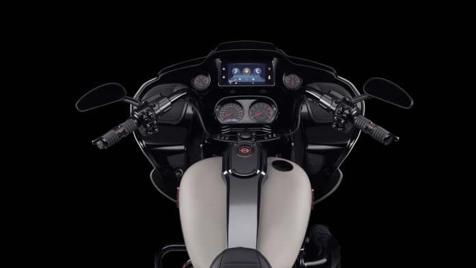 Harley-Davidson to add Android Auto support to their motorcycles.