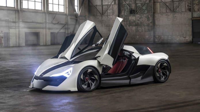 Apex AP-0: a 650 hp super sports EV without an absurd price.