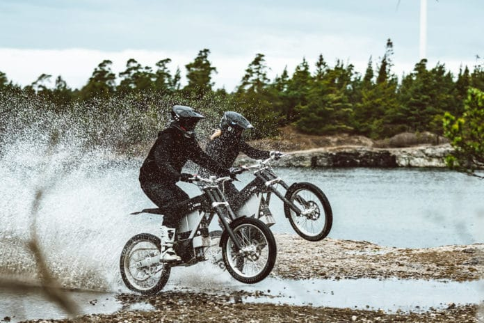 Cake unveils the Kalk INK, its affordable, off-road e-motorcycle.