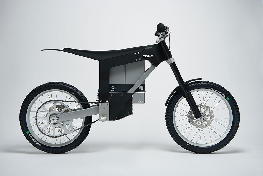 The new model is specially prepared all-terrain motorcycle that stands out for its relatively low price.