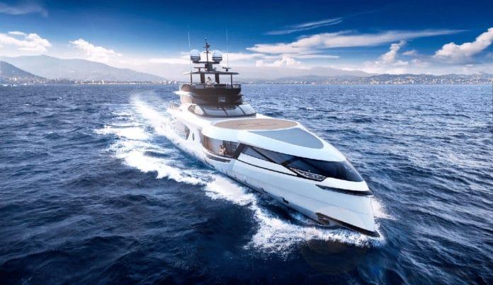 Dynamiq unveils GTT 160, new 49.5-meter extra-luxury superyacht.