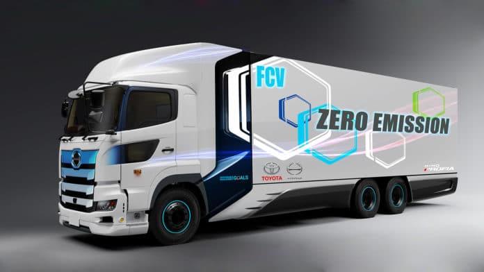 Heavy-Duty Fuel Cell Truck