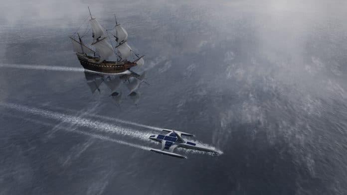 Mayflower Autonomous Ship (MAS) to self-navigate across the Atlantic.