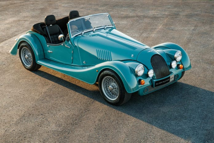 All-new Morgan Plus Four comes with BMW's turbocharged engine.
