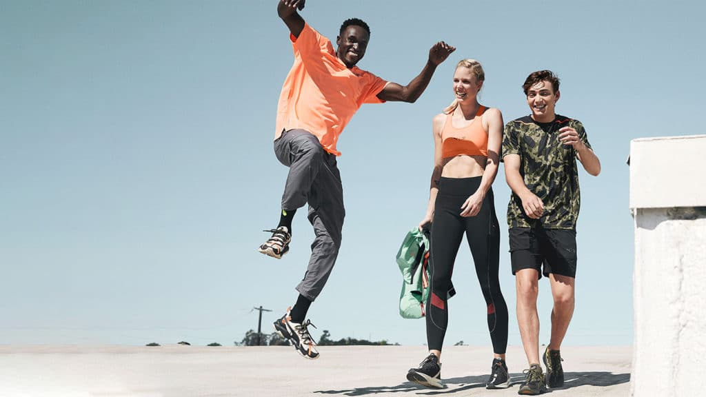 PUMA x First Mile launches new sportswear collection made exclusively from recycled plastic waste.
