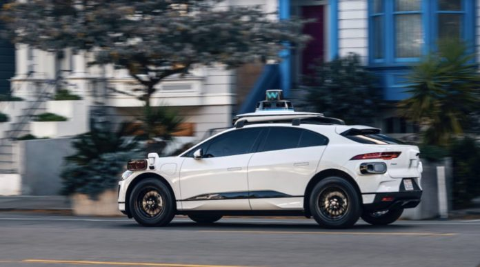 Waymo unveils the fifth-generation Waymo Driver for self-driving car.