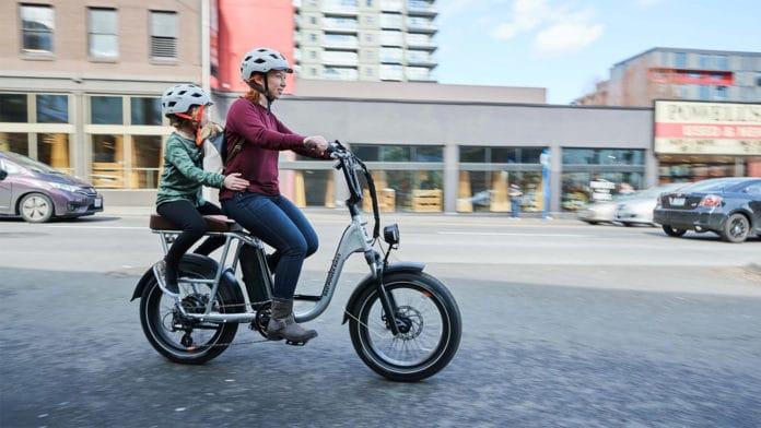 RadRunner Plus, an advanced fat-tire, ebike-moped hybrid.
