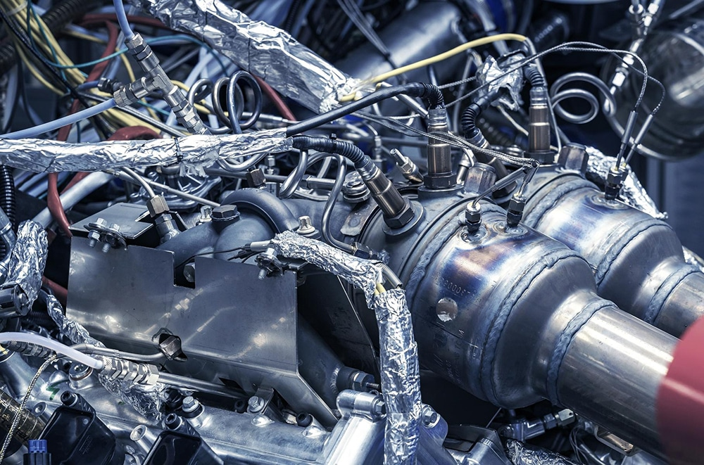 Aston Martin's new V6 biturbo engine will form the basis for its upcoming sports hybrids and plug-in hybrids.