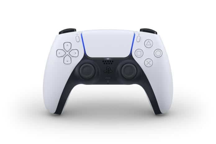 DualSense wireless game controller for PlayStation 5.